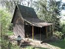 Prodej dřevěné rekreační chaty v obci Šárovcova Lhota, část Libín, okr. Jičín
